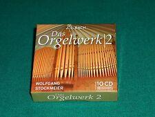Johann Sebastian Bach: Das Orgelwerk 2  Wolfgang Stockmeier