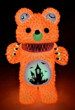 NYCC 2014 MUCKEY BEAR INSTINCTOY HALLOWEEN HAUNTED CASTLE VER 6 KAIJU TOY SDCC