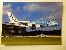 ANA / ALL NIPPON AIRWAYS  AIRBUS A 380-841   JA381A   / collection vilain N°1381