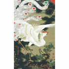 Nihonga Ukiyoe Kakejiku ROSHO-HAKUO-ZU by Jakuchu Ito, From Japan