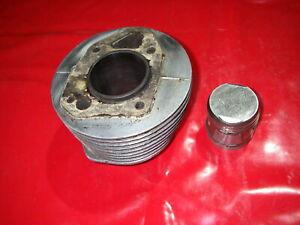 Zylinder Kolben piston cylindre cylinder motoeur motor pistone MOTOBECANE Z54C