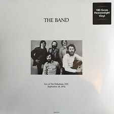 The Band - Live At The Palladium NYC 1976 VINYL 2 LP Set 180 Gram Sealed
