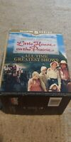 """Little House On The Prairie - 5 Pack Collector Series - """"VHS"""" Tapes - 1999"""