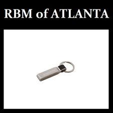 Genuine Mercedes Benz Slimeline Metal Key Ring