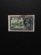 Sierra Leone SG 183 1935 Silver Jubilee 5d Used