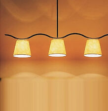 Bover - Ona suspension lamp - 3 lamp New in Box Retail $1006.00 SAVE $100's