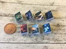 More details for miniature harry potter book set  | dollshouse books | 1/12, or 1/6 scale