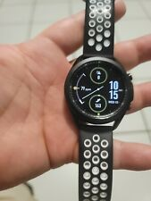 Samsung Galaxy Watch3 SM-R845 45mm Stainless Steel Case with Sport Band