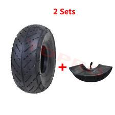 "2 Pack 3.00-4 (10""x3"", 260x85) Scooter Tire Razor Bladez Pocket Rocket Bike E300"