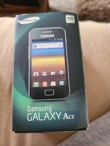 SAMSUNG GALAXY ACE GT- S5830i SMART PHONE BOXED & ACCESSORIES used