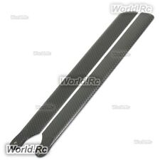 215mm Styrofoam Main Blades Carbon Style For RC Helicopter