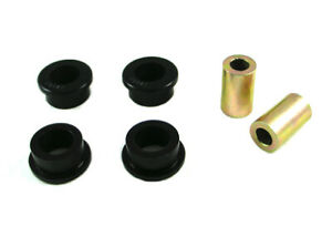 Whiteline W33325 Shock Absorber Lower Bushing fits Nissan Navara 2.3 TD (D23)...