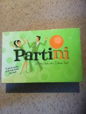 Partini  The Party Game With A Delicious Treat