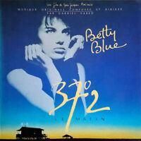 """Gabriel Yared – Betty Blue Vinyl 12"""" LP Virgin V 2396 1986"""