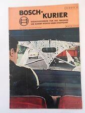 ORIGINAL BOSCH KURIER STUTTGART 26 - 1960 DKW JUNIOR KLOSS GAGGENAU MOTORSPORT