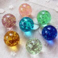 Bouncing Ball Pinball Machine Glass Marbles Small Marbles Luminous Glass Ball