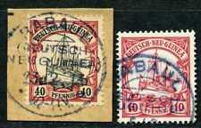 DNG Mi 13  Briefstück  Rabaul
