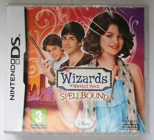 DISNEY WIZARDS OF WAVERLY PLACE SPELLBOUND DS/LITE/DSi GAME brand new & sealed