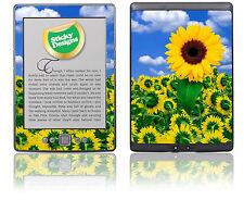 Amazon Kindle 4 Ebook Reader-Girasol escena de la naturaleza de la piel pegatina cubierta