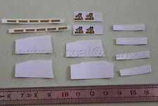 FA Véhicule miniature 1/43 decalcomanie MICHELIN HECO garage diorama
