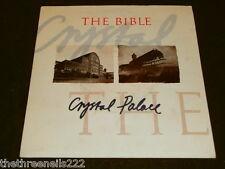 "VINYL 7"" SINGLE - THE BIBLE - CRYSTAL PALACE - BIB2"