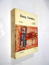 DAVY L'ERETICO  pangborn , la tribuna 1965