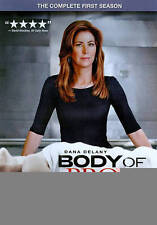 Body of Proof: The Complete First Season DVD NEW