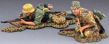 THOMAS GUNN WW2 GERMAN SS032A WEHRMACHT BATTLE GROUP NORMANDY MIB