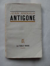 ANOUILH ANTIGONE LA TABLE RONDE