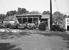 1955 Studebaker Dealership With used cars out front 8 x 10 Photograph