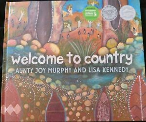 Welcome To Country Aunty Joy Murphy HB 2016 Brand NEW
