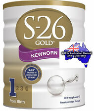 来自澳大利亚S26婴儿奶粉 (GOLD) (新生) S-26 Baby Newborn Formula from Australia -