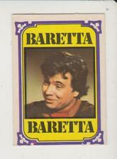 Monty Gum trading card 1978 TV Series: Baretta #18