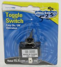 NEW MARPAC MARINE BOAT TOGGLE SWITCH EASY ON/OFF OPERATION PART NO. 7-0462
