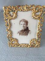 antique rococo frame