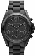 Michael Kors MK5550 Bradshaw Black Chronograph Unisex Watch