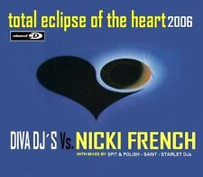 Nicki French Total eclipse of the heart 2006 (6 versions/video, vs. .. [Maxi-CD]