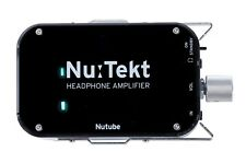Nu:Tekt HA-kit - portable headphone amp using the Korg nutube