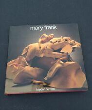 Original Hand Signed Art Book By Artist Mary Frank. First Edition Hayden Herrera
