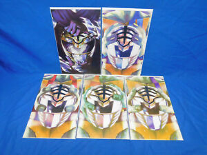 Mighty Morphin Power Rangers TMNT Thank You Variant Set 1 2 3 4 5 1 Per Store