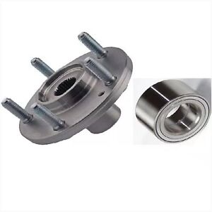 Front Wheel Hub &Bearing for 1991-1992-1993-1994-95-1996-1997 TOYOTA PREVIA AWD