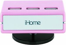 iHome 7-Port USB 2.0 Hub - Pink (IH-U512SP)
