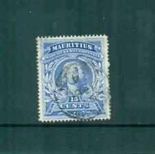 Mauritius 1899 Admiral Mahe de Labourdonnals FU  SG 136