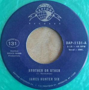 Limited Press - James Hunter - Brother or Other - Metallic Coke Bottle Vinyl