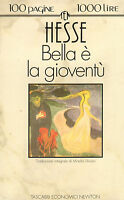 Bella é The Youth Of Hermann Hesse - Newton 1992