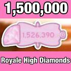 1.5 MILLION Royale High Diamonds In-Game Items (Read Description) Cheap