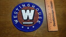 VINTAGE WESTINGHOUSE APPLIANCES STOVES REFRIGERATOR 1950'S  PATCH BX V#5