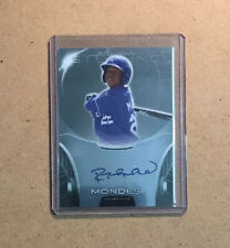 Raul Mondesi Bowman Sterling Rookie Auto - KC Royals