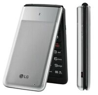 LG Exalt LTE 4G VN220 (Verizon) Flip Cellular Cell Phone (Page Plus)VN-220