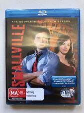 Smallville : Complete Season 8 (Blu-ray, 2010, 4-Disc) Region B- NEW & SEALED